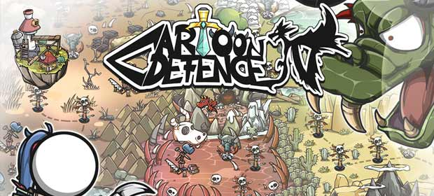 Cartoon Defense 4 APK
