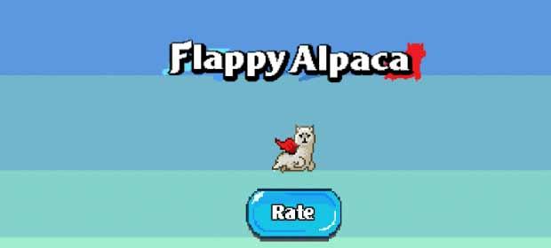 Flappy Alpaca