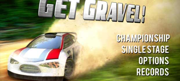 Get Gravel: Rally, Race, Drift APK