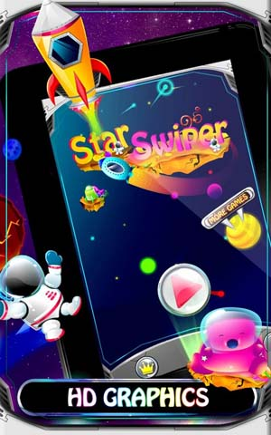 Star Swiper Deluxe » Android Games 365