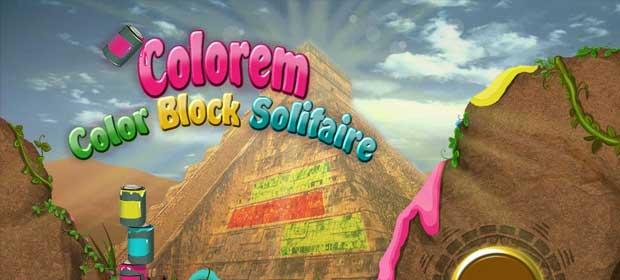 Colorem: Paint blocks wisely