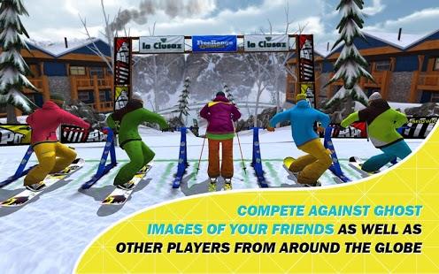 SummitX 2: Skiing/Snowboarding