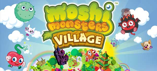 Moshi Monsters Village