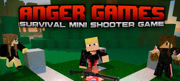 Anger Games - hunger survival