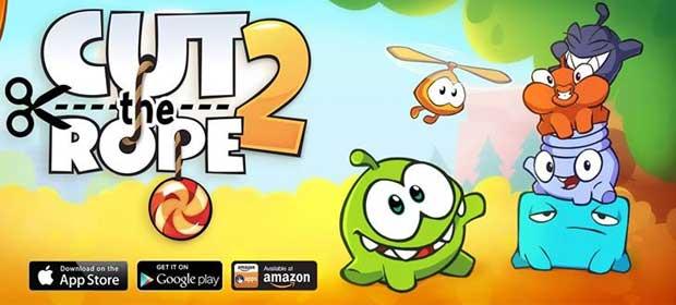 Скачать Игру Cut The Rope 2 - фото 11