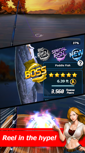 Ace Fishing: Wild Catch