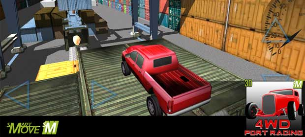 4WD Port Racing Hill Climb 3D