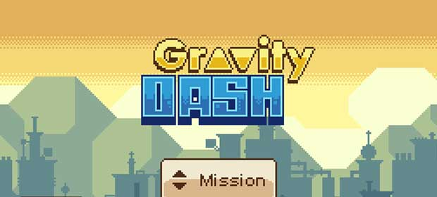 Gravity Dash - Pixel Runner