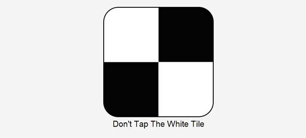 Don T Tap The White Tile