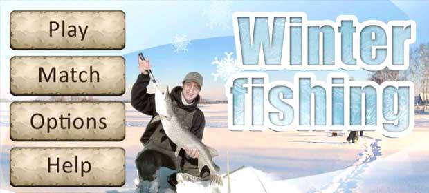 Winter Fishing 3D