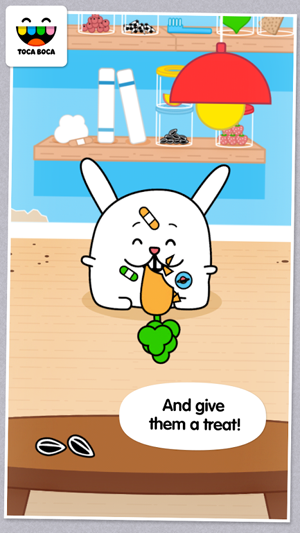 Toca Pet Doctor 187 Android Games 365 Free Android Games