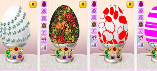 Easter Eggs Maker