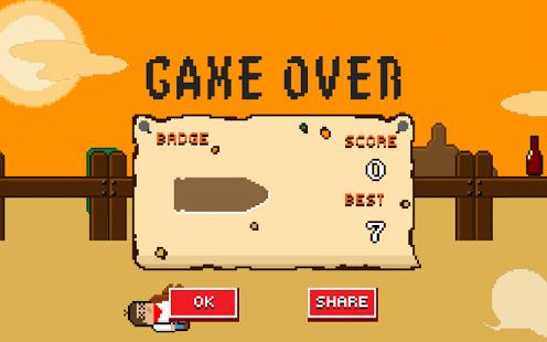 Flappy Cowboy - Smash Shot!