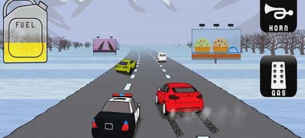 car running games