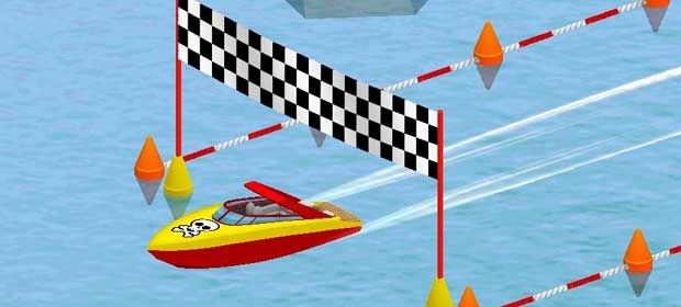 Boat Racer - Speed Boat Racing