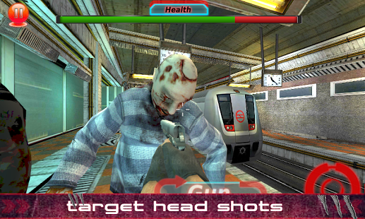 Zombie shooter 3d 187 android games 365 free android games download