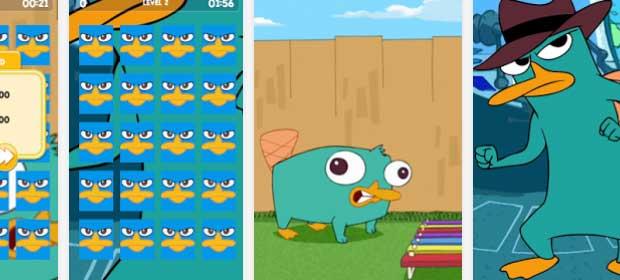 Memory Perry Game