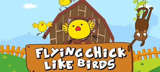 Flying Chick Like Birds