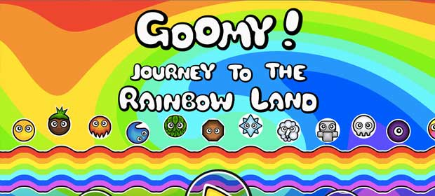 Goomy: to the Rainbow Land!