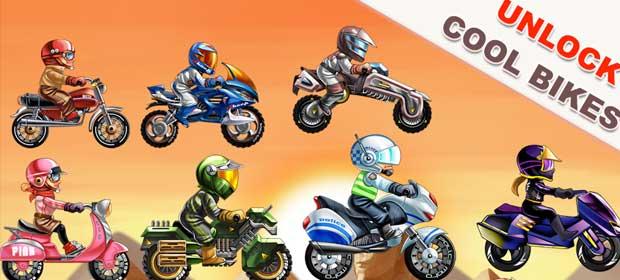 Mad Moto Racing: Stunt Bike
