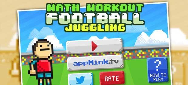 Math Workout FootBall Juggling