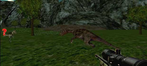 Dinosaur Park Hunter: free