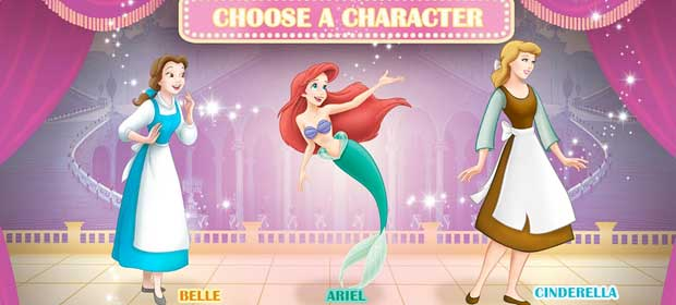 Disney Princess Story Theater 187 Android Games 365 Free