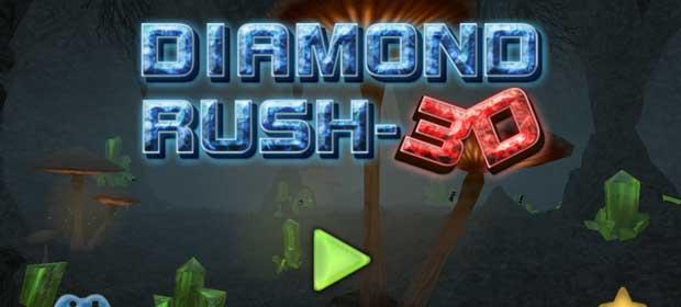 Diamond Rush - 3D Ball Game