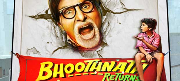 Bhoothnath Returns: The Game