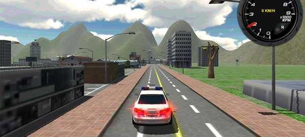 Police Car Driver 3d Android Games 365 Free Android Games Download