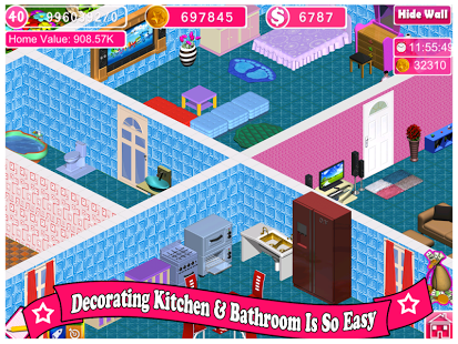 Home Design Dream House 187 Android Games 365 Free