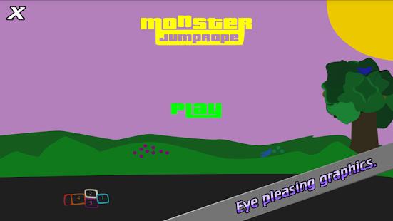 Monster Jump Rope