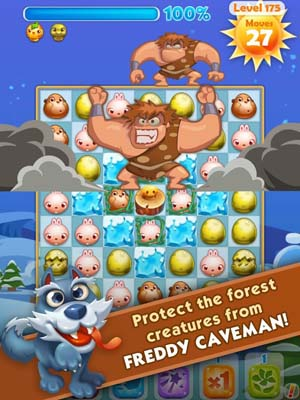 Forest Mania Games