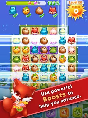 Forest Mania Game