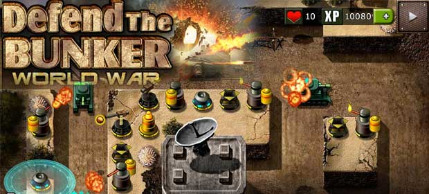 defend the bunker symbian download