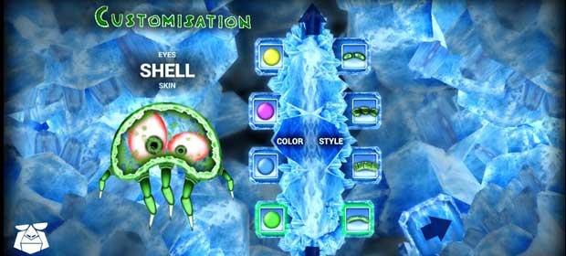 Glob:Gelatinous Little Oddball