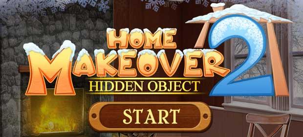 Hidden Object Home Makeover 2
