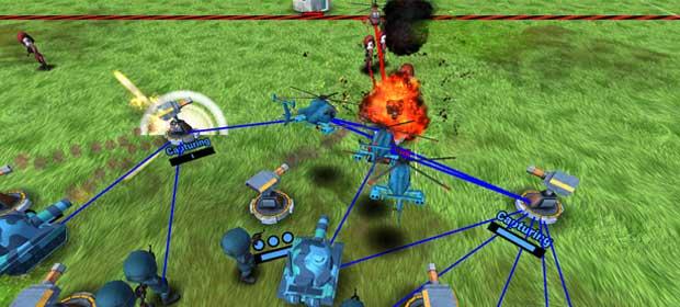 WAR! Showdown RTS