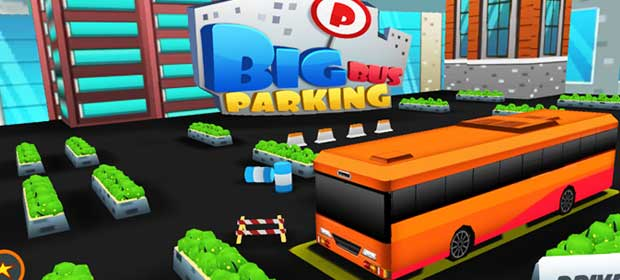 Big Bus Parking