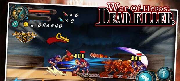 War Of Heros:Dead Killer Free