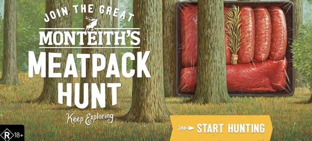 Monteith's Meatpack Hunt