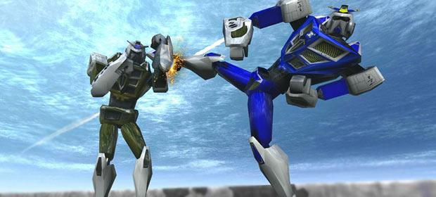Robot Fighting 3D