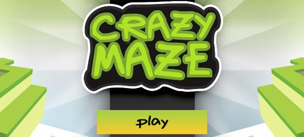 Crazy Maze Ball 3D