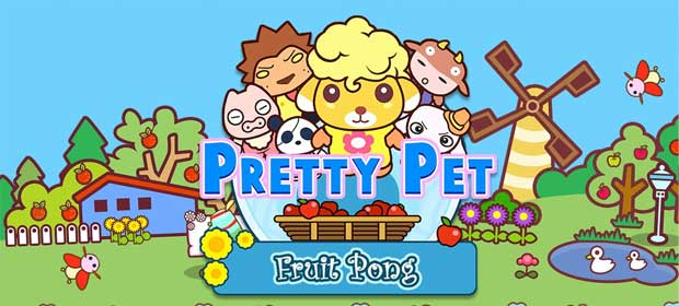 Pretty Pet Fruit Pong