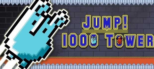 Jump! 1000 Tower!