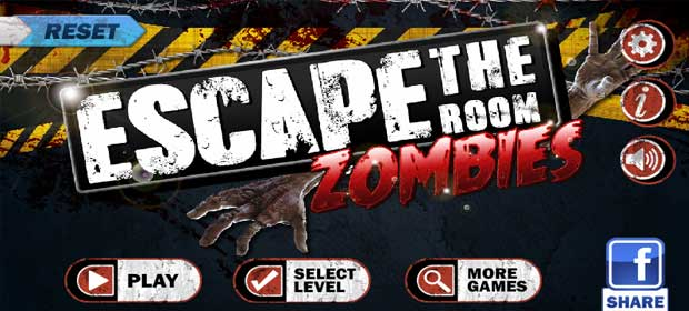 Escape the Room Zombies