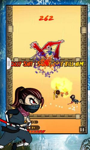 Ninja Hero - Huyen thoai Ninja