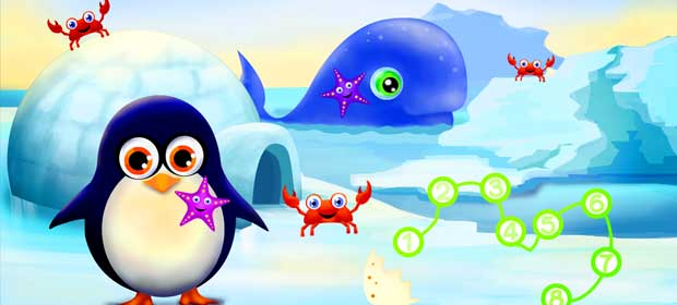 Animated Dots for Kids