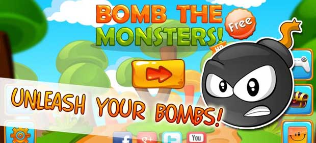 Bomb the Monsters! FREE