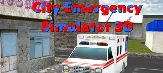 Ambulance Simulator - Parking